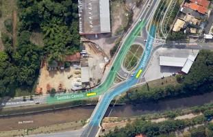 Rota das Bandeiras faz modificações no tráfego da Rodovia dos Agricultores (SPA 122/065), em Valinhos, para obras de duplicação da via