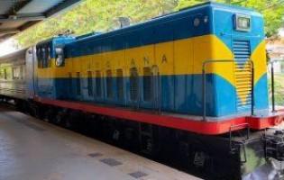 SP: Trem Republicano faz viagem inaugural em linha turística entre Itu e Salto