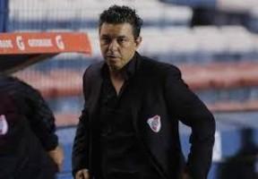 Desde junho de 2014 à frente do time, Gallardo é arma do River contra o Palmeiras