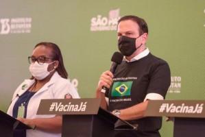 Doria diz que agressões de Bolsonaro geraram mal-estar com o governo chinês
