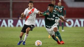 Gabriel Menino ressalta as conquistas na carreira após 50 jogos pelo Palmeiras