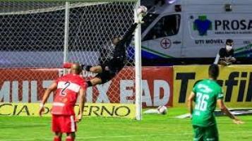 Guarani é derrotado pelo CRB e desperdiça chance de colar no G4 da Série B