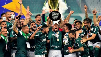 IFFHS elege o Palmeiras como o segundo melhor time do mundo em 2020