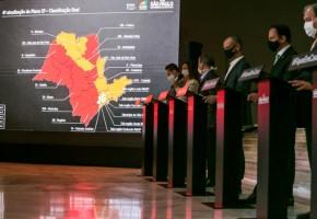 Nova reclassificação do Plano São Paulo será anunciada no dia 22, diz secretário