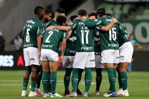Palmeiras bate o Santos nos minutos finais  e conquista título da Libertadores
