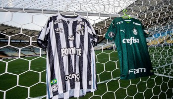 Palmeiras e Santos definem quem é o 'dono da América' no Maracanã