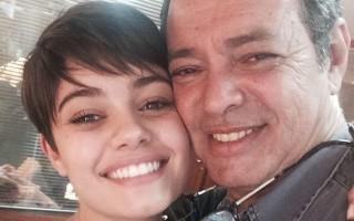 Sophie Charlotte anuncia a morte do Pai em homenagem no Instagram