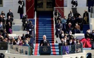 Termina a cerimônia nos EUA; Biden e Kamala devem chegar à Casa Branca às 17h15