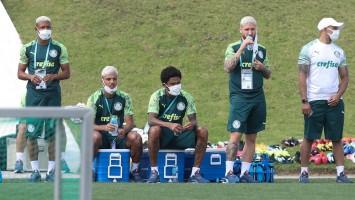 Após derrota para o Tigres, Palmeiras inicia preparação para disputa do 3º lugar