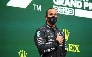 Mercedes acaba com novela e renova contrato de Hamilton para a temporada de 2021