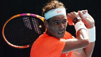 Nadal vence Fognini em 3 sets e pega Tsitsipas nas quartas do Aberto da Austrália