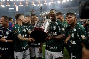 Palmeiras domina seleção da Libertadores com seis jogadores