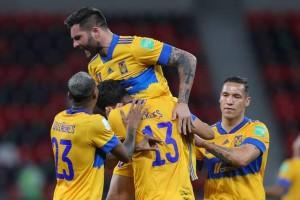 Tigres bate o Ulsan de virada e será o rival do Palmeiras na semifinal do Mundial