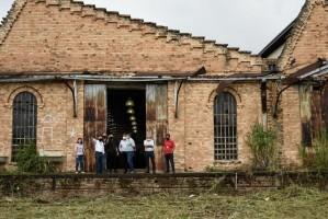 CPTM faz vistoria para integração do expresso turístico com o Complexo Fepasa em Jundiaí