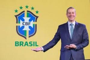 Presidente da CBF defende jogos na pandemia: 'Vou mandar no futebol brasileiro'