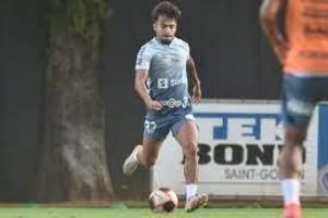 Ainda sem técnico, Santos inicia preparação para enfrentar no sábado o Bragantino