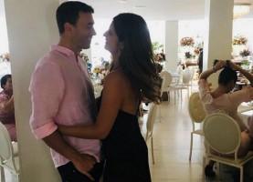 Andréia Sadi fala sobre o marido no dia do parto dos filhos: 'vi um pai nascer'