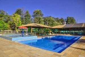 Baixa temporada no Brotas Eco Hotel Fazenda tem preços atrativos
