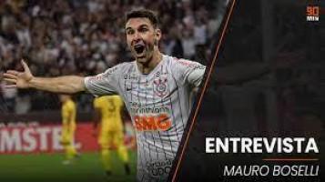 Boselli diz que errou ao vir para o Corinthians. 'Me deve um montão de dinheiro'