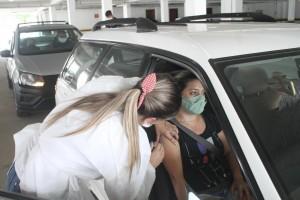 Brasil chega a 22,68 milhões de vacinados contra covid; 10,71 da população