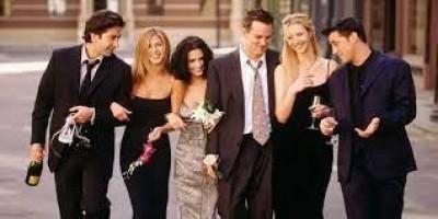Elenco de 'Friends' já está reunido para retomar gravações do episódio especial