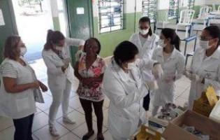 Estado de SP começa vacinação contra gripe na segunda-feira (12)