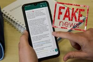 Fake news sobre vacinação a partir dos 18 anos está em circulação em grupos de mensagem