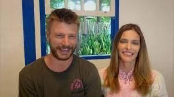 Fernanda Lima e Rodrigo Hilbert estrelam projeto familiar no GNT