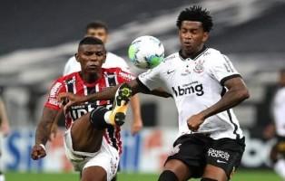 FPF confirma clássico entre Corinthians e São Paulo para as 22h15 de domingo