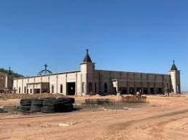 Maior santuário do mundo dedicado a Santa Rita de Cássia está sendo construído em Minas Gerais