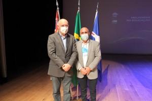 Morungaba participa de encontro com ministro da Educação