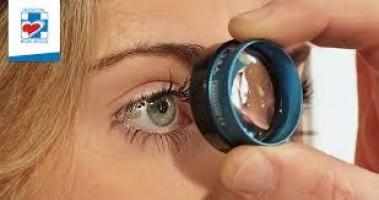 Olhos revelam doenças