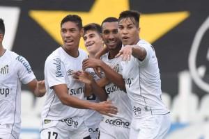 Santos espanta fantasma do rebaixamento com boa vitória sobre o São Bento