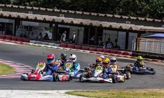 4ª etapa da Copa F-Racers de Kart em Paulínia é noturna