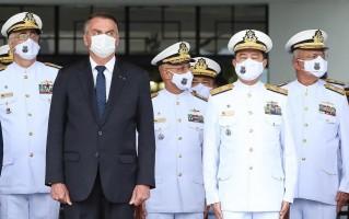 Após 2 dias, Bolsonaro diz lamentar 500 mil óbitos e defende tratamento precoce