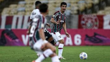 Com gol de Nenê, Fluminense vence o Santos no Maracanã