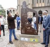 Em SP, Rio Preto inaugura marco inicial de peregrinação ao Santuário de Aparecida