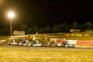 Frio e bons pegas dão o tom da 4ª etapa noturna da Copa F-Racers 2021 em Paulínia
