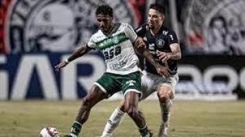Guarani pressiona, mas só empata com o Remo e perde a chance de entrar no G4
