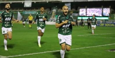 Guarani vence o Dérbi de número 200 e entra no G-4