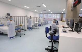 Hospitais privados de SP têm alta de 20% nas internações por covid
