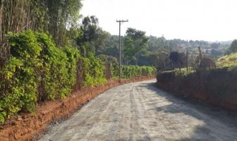 Prefeitura de Itatiba conclui obras de recuperação das estradas e vias do município