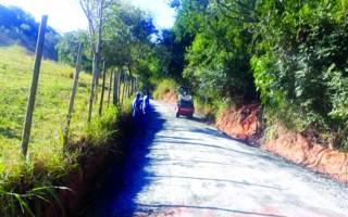 Prefeitura de Itatiba realiza obras em estradas municipais e vias da cidade