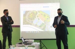 Presidente da Confederação Brasileira de Atletismo visita Louveira para conhecer projeto