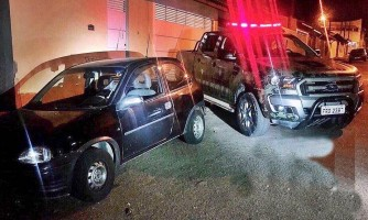 ROMU recupera veículo e captura procurado da Justiça no final de semana