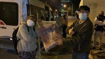 Secretaria de Ação Social promove ação de acolhimento a moradores de rua
