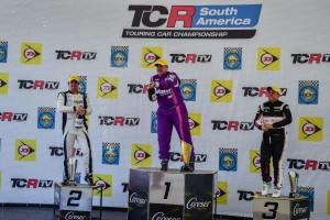 TCR South America: Cobra Racing Team foi ao pódio três vezes