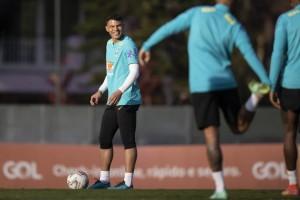 Capitão da seleção, Thiago Silva espera final equilibrada: 'Não há favoritismo'