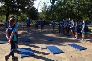 Desafio com triatletas mirins marca primeiro ano da Escolinha de Triathlon em Campinas