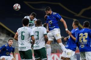 Em jogo de 6 gols, Cruzeiro e Guarani empatam no Mineirão pela Série B